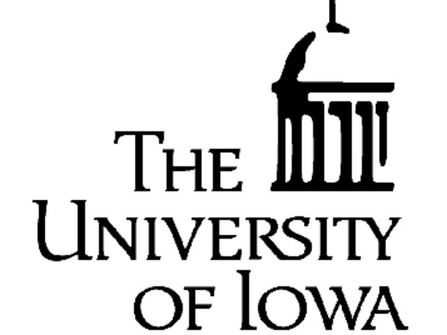 REU in Microbiology, University of Iowa · Undergraduate